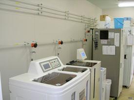 2台目のRO装置とPVDF&BCF